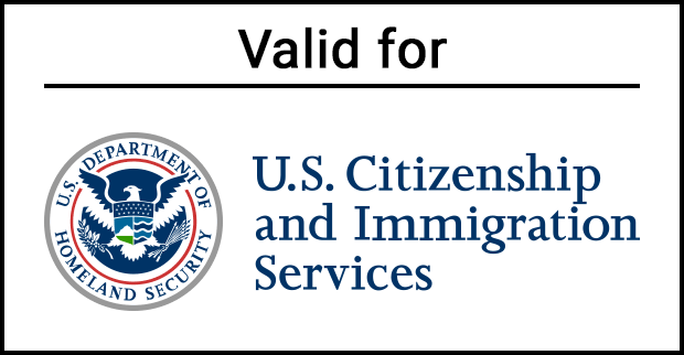 Certified Portuguese - English Translation - Valid for USCIS
