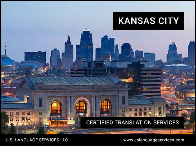 Certified Translation Services in Kansas City, MO