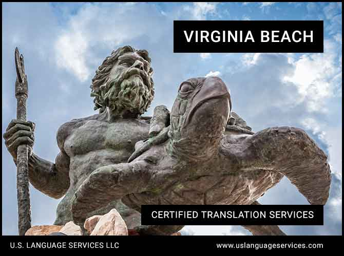 Certified Translation Services in Virginia Beach, VA